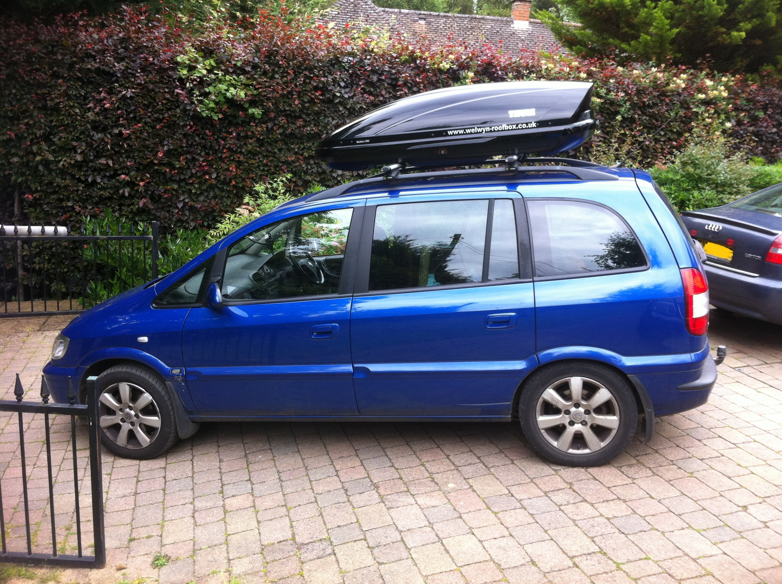 Thule Motion 200 Welwyn Roofbox Hire