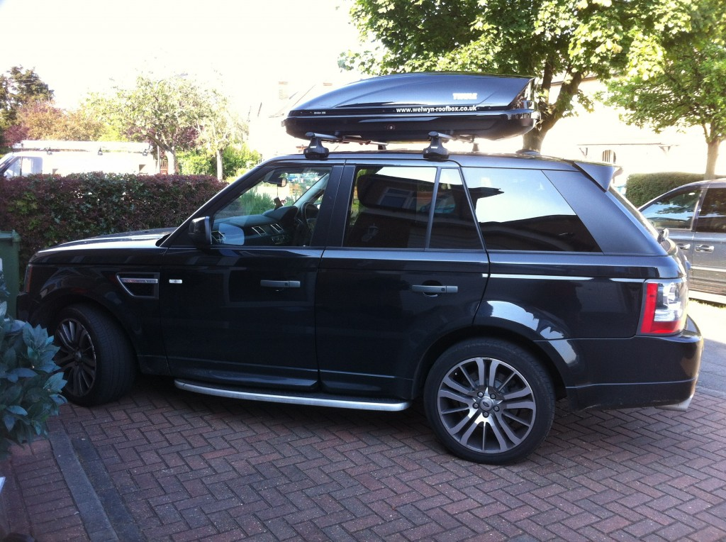 Motion 200 Land Rover Sport