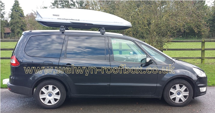 Ford Galaxy Thule Motion 900