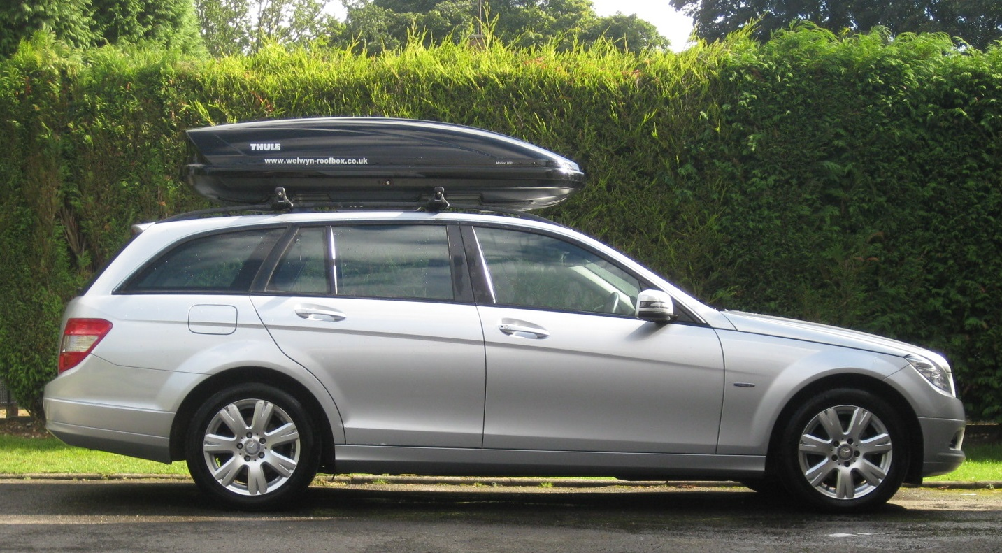 Thule Motion 800 Mercedes C Klass Stationwagon