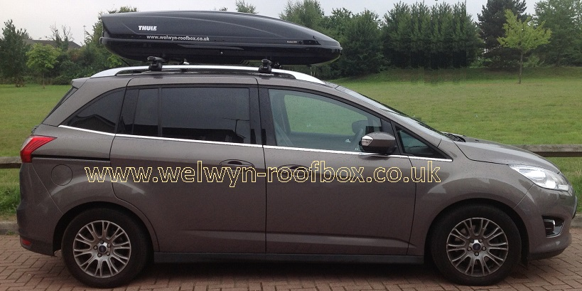 Thule Motion 800 Ford C-Max