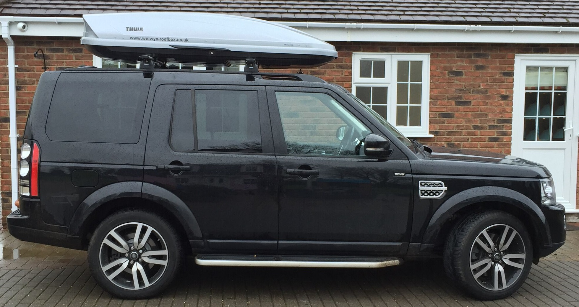 Thule Motion 900 Landrover Discovery
