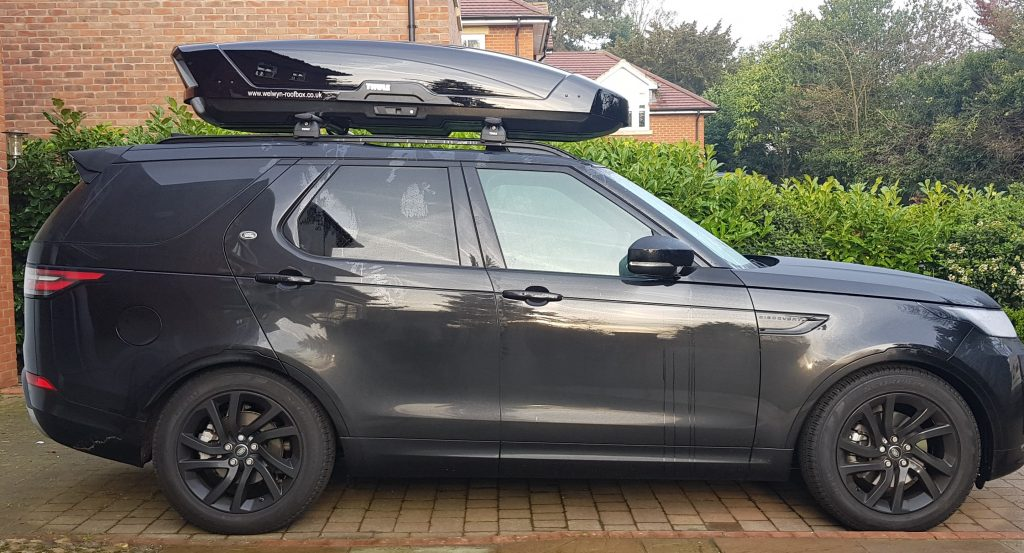 Land Rover Discovery Mk 5 XT XXL Welwyn Roofbox Hire